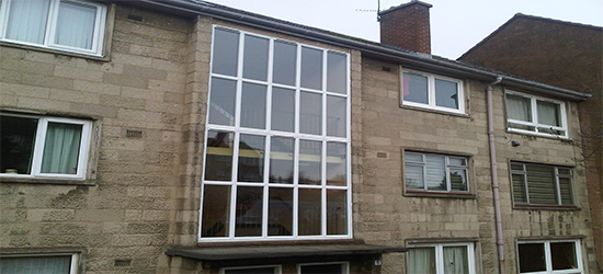 Image of Upvc Window that was worked on in Edinburgh